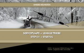 STEP131 - Servopumpe CITROEN C4 Picasso I (UD_) STSR721L - Lenkgetriebe FORD C-MAX (DM2)