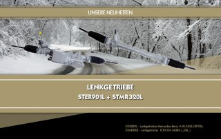 STER901L - Lenkgetriebe Mercedes-Benz A-KLASSE (W176) STMR320L - Lenkgetriebe TOYOTA AURIS (_E18_)