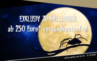 Servotec News Aktion Halloween